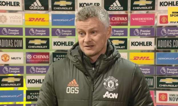 EPL: Solskjaer Extends Contract With Manchester United