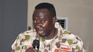 Olusegun Adeniyi 300x169 - Military Court Demotes Army General Who Complained Of Lack Of Equipment To Fight Boko Haram