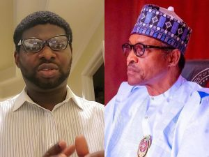 Pastor Giwa and Buhari 300x225 - 'Even An Unborn Child Is Not Happy With Buhari And APC' – Pastor Giwa