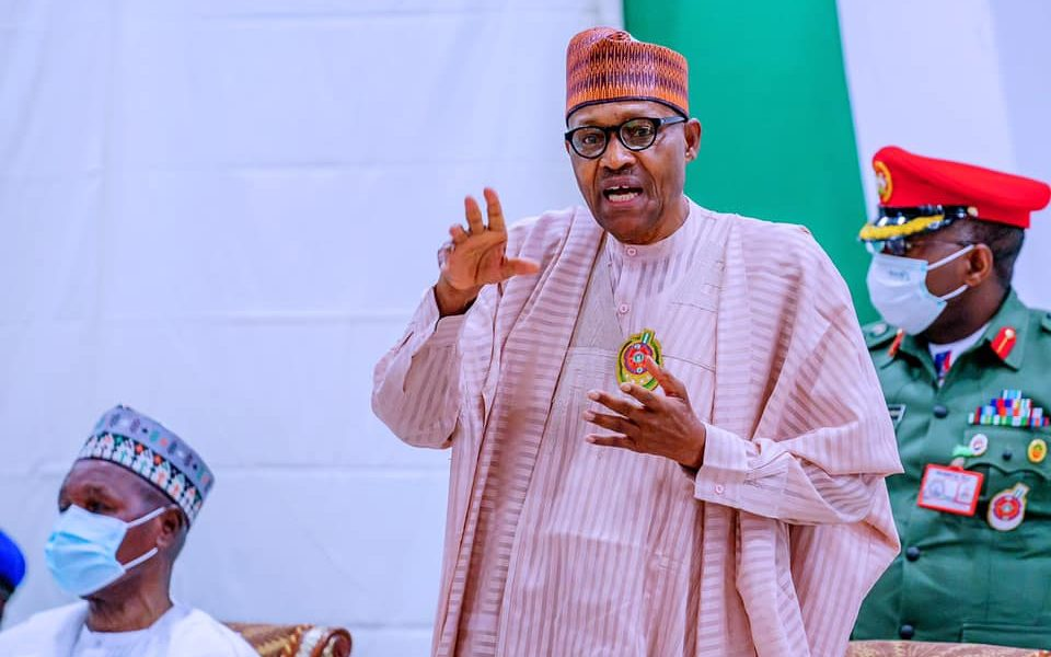 NIN: Buhari Fixes Date To Lift Ban On New SIMs Registration