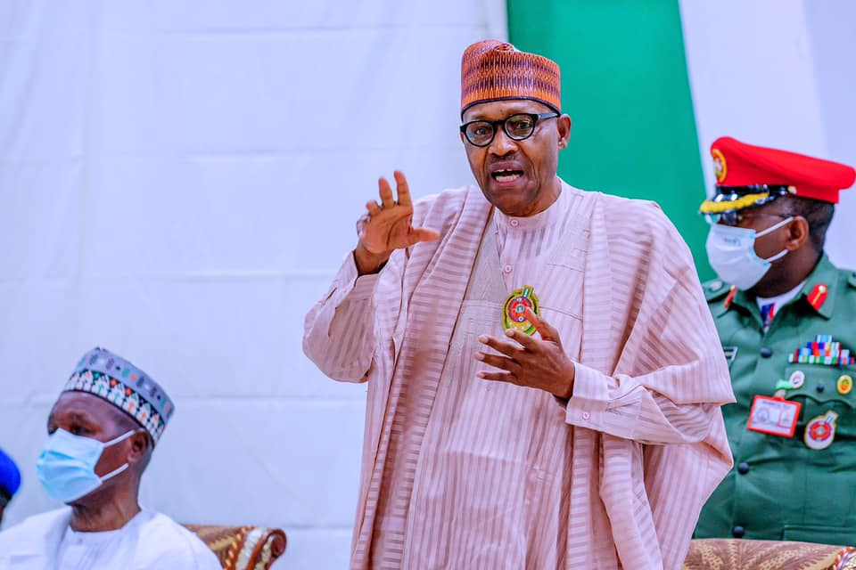BREAKING: Buhari Breaks Silence On Isa Pantami Controversy