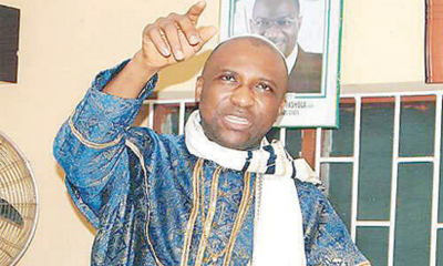 Primate Ayodele Releases More 2021 Prophecies, Says Northerner Will Succeed Buhari, Tinubu Will Fail