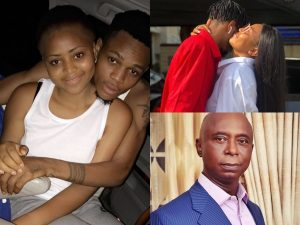 Regina Daniels and Sammy Hug 300x225 - Regina Daniels And Her Brother Promise To Marry Each Other If This Happens….