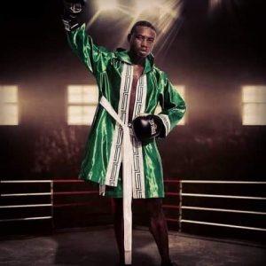 Ridwan Oyekola 300x300 - Buhari Congratulates Boxing Champion, Oyekola