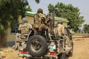 The missing loggers were presumed kidnapped by Boko Haram who are known to maintain camps in the forest 300x200 - Boko Haram Commanders Killed As Troops Clash With Insurgents In Borno