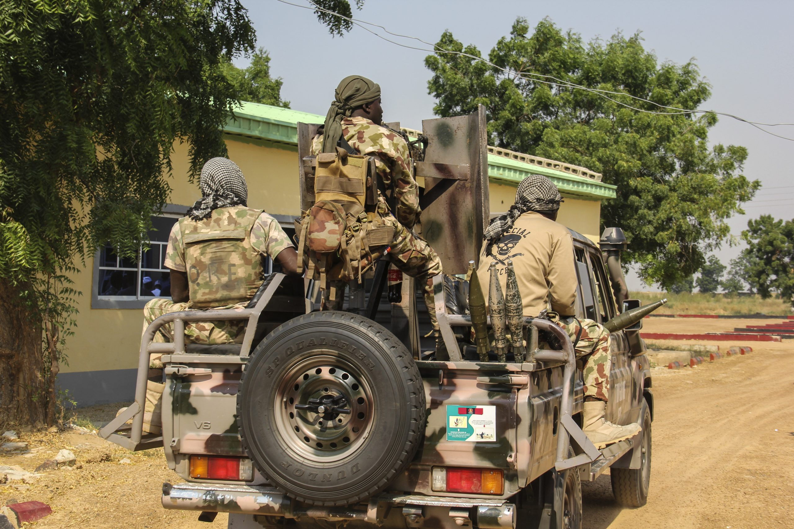 The missing loggers were presumed kidnapped by Boko Haram, who are known to maintain camps in the forest