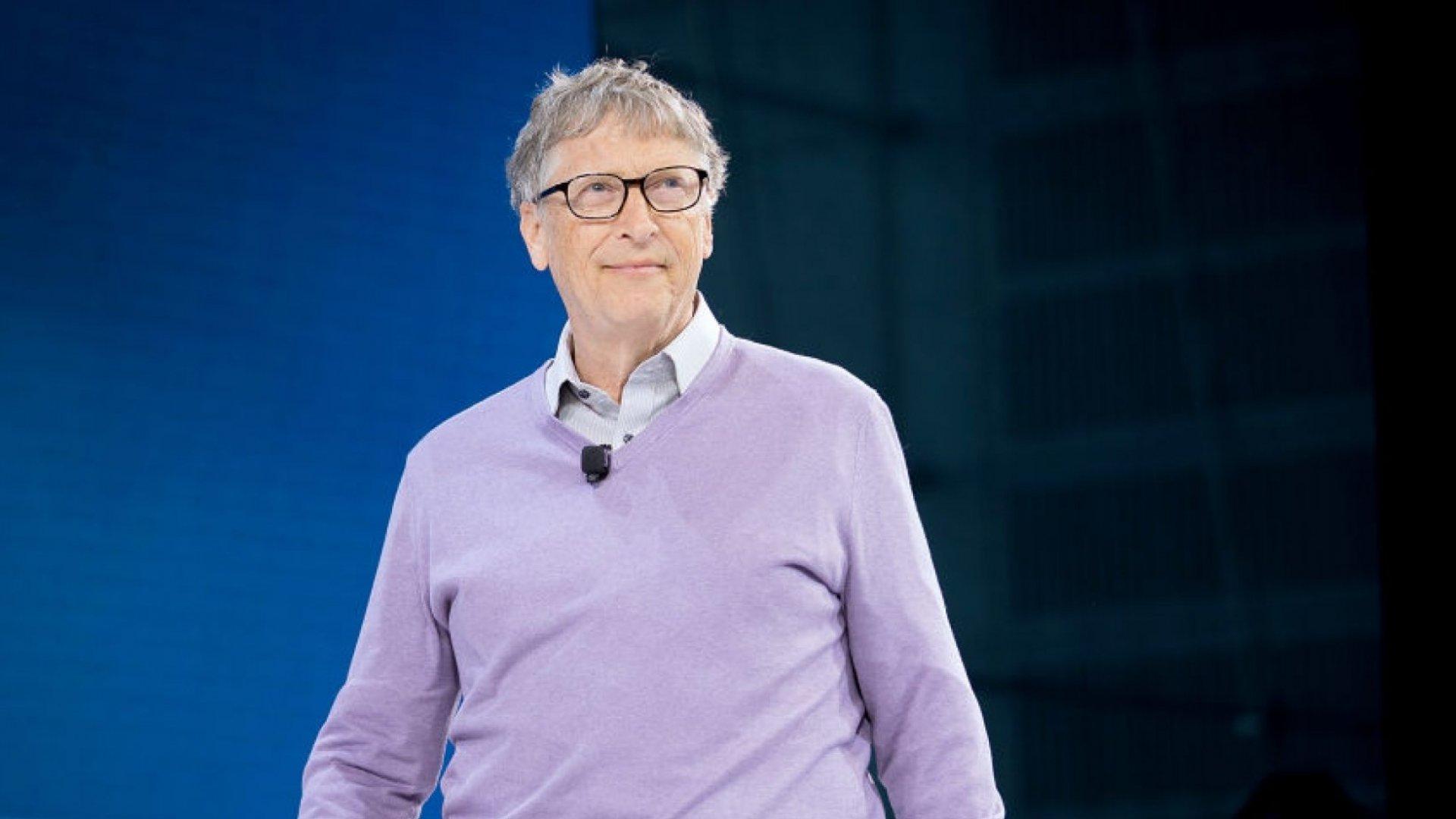 Divorce: Bill Gates May Drop On Billionaires Index –Report