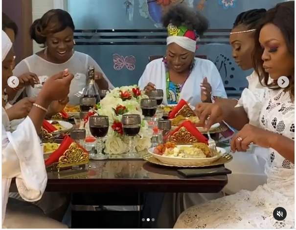 YourView 3 - TV Host, Morayo Brown, Other Ladies Of YourView Feature In Christmas Music Video