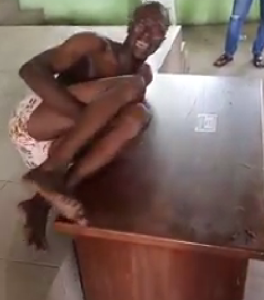 Youth leader 4 264x300 - Youth Leader Flogged To A Pulp For Raping A Minor In Delta – [Video/Photos]