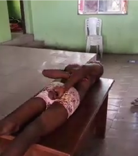 Youth leader - Youth Leader Flogged To A Pulp For Raping A Minor In Delta – [Video/Photos]
