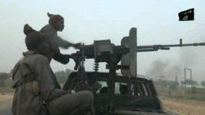 boko haram 300x169 - Boko Haram Abducts Female Police, Kills Soldiers In Fresh Borno Attack