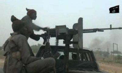 Boko Haram Terrorists Ambush 'Lafiya Dole' Commander In Borno