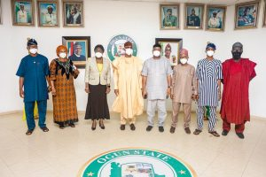 APC New Members 3 300x200 - Photos, Names Of Lawmakers That Joined APC From APM In Ogun