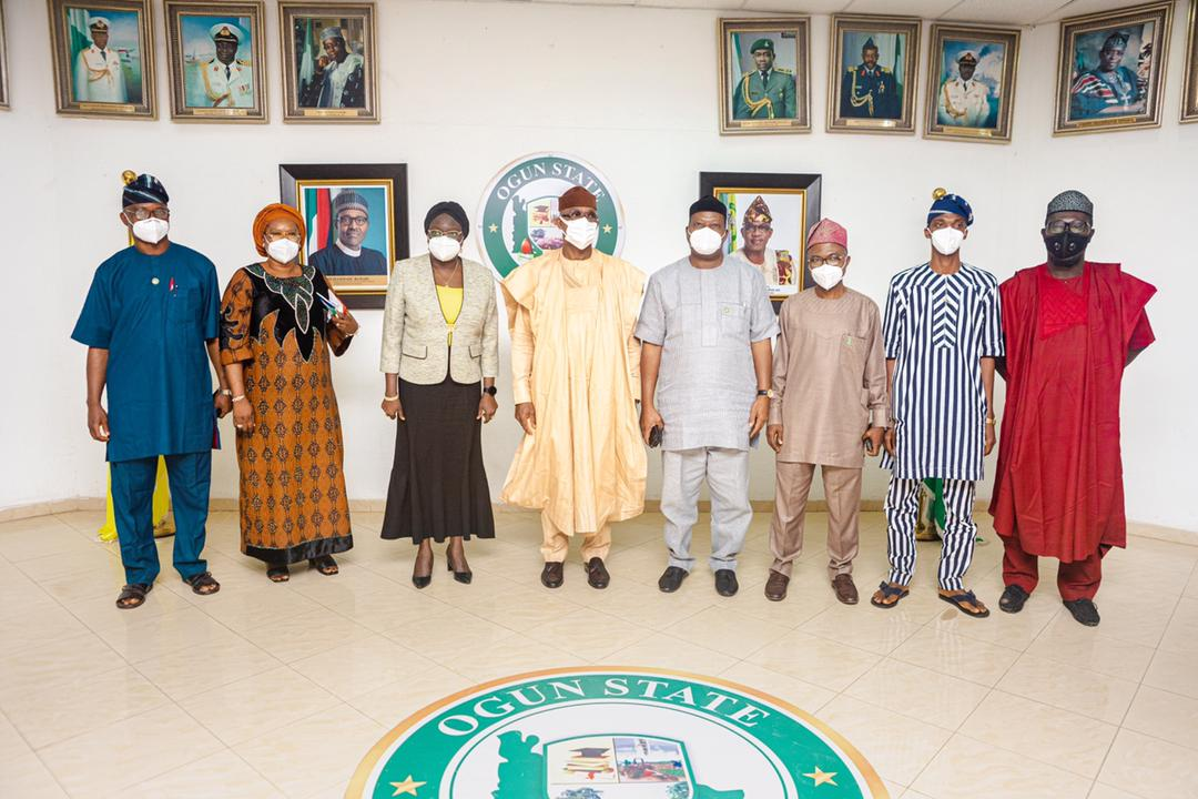 APC New Members 3 - Photos, Names Of Lawmakers That Joined APC From APM In Ogun
