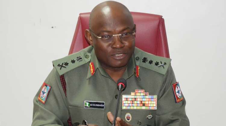 I Foresaw Invasion Of Our Forests By Bandits - Olonisakin
