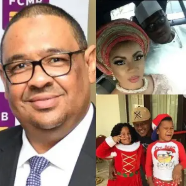 Alleged Paternity - FCMB MD's Wife Reportedly Moves Out Of Matrimonial Home, Seeks Divorce