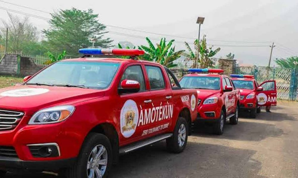 Amotekun Corps Arrest 2, Seizes 250 Cows In Ondo