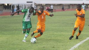 Baby Elephants vs Golden Eaglets 300x169 - WAFU U-17: Golden Eaglet Loses Cup Final To Ivory Coast