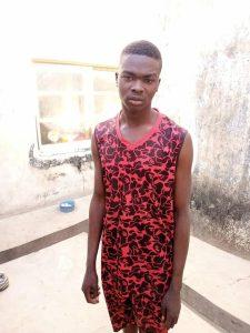 Bauchi Criminal 225x300 - Bauchi Man Cuts Off Private Part Of A 6-Year-Old Girl For Ritual