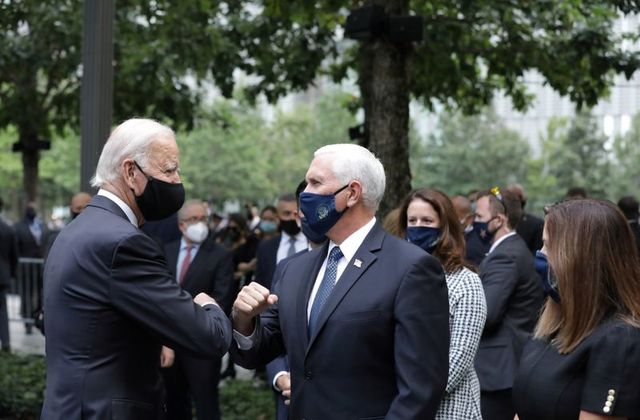 US Presidency: Pence To Attend Biden's Inauguration