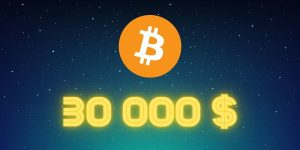 Bitcoin 300x150 - #Bitcoin (BTC) Crosses The $30,000 Mark