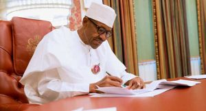 Buhari Writes 300x162 - BREAKING: Buhari Makes New Crucial Appointment