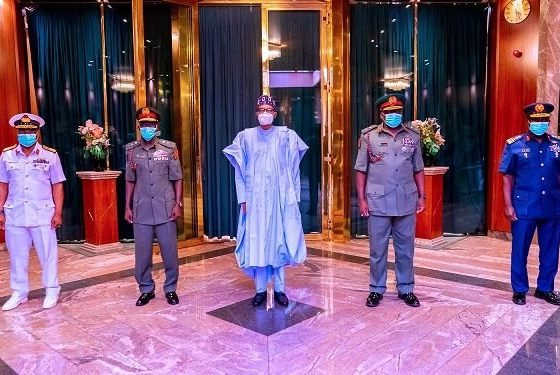 Buhari Not Obliged To Send Names Of Service Chiefs To N/Assembly - Presidency