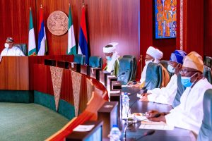 Buhari and sultan 300x200 - What Buhari Told Sultan Of Sokoto During Meeting In Aso Rock
