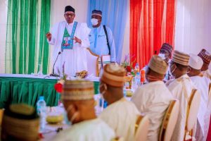 Buhari speaks 300x200 - We Have Nothing To Hide Says President Buhari As He Makes Fresh Promise To Nigerians