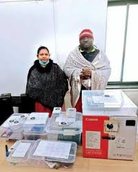 Criminal Husband and Wife - Nigerian Man And Indian Wife In Trouble After Duping Another Woman Of N19m