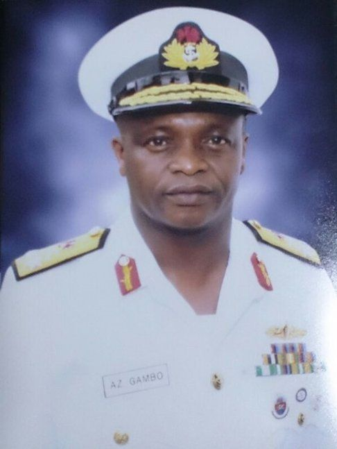 BREAKING: Gambo Resumes As Chief Of Naval Staff, Ignores N/Assembly Confirmation