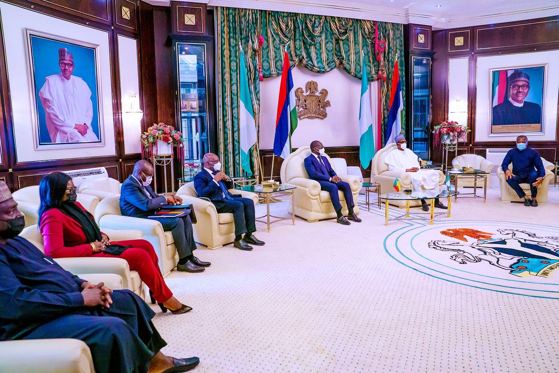 Benin Republic President, Patrice Talon Visits Buhari In Aso Rock | Naija  News