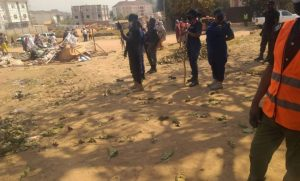 FCTA 300x181 - COVID-19: FCTA Demolishes 5 Wrestling, Drama Centres For Breach Of Potocols