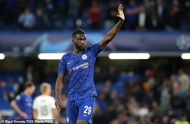 CONFIRMED: Fikayo Tomori joins AC Milan from Chelsea