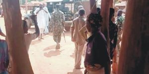 Herdsmen 750x375 1 300x150 - Soldiers Escort Herdsmen To Ogun Villages, Flog Residents For Rejecting Herders