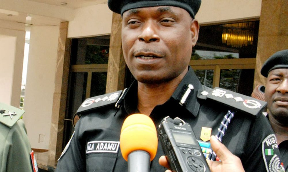 IGP Arrives Imo Over Police Headquarters, Owerri Prison Attacks