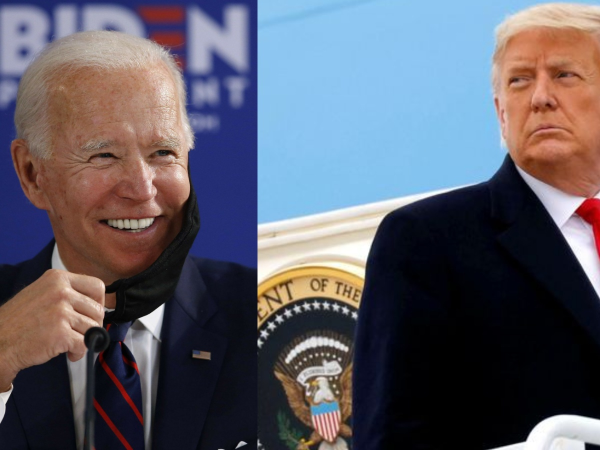Biden To Lift US Travelling Ban On Nigeria, Others (Full List)