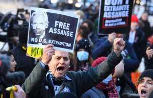 Julian Assange will not be extradited to the United States but he remains in detention in the United Kingdom 300x192 - UK Judge Denies WikiLeaks Founder Julian Assange Bail