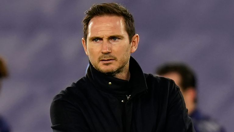 Lampard Finally Breaks Silence After Chelsea Sack