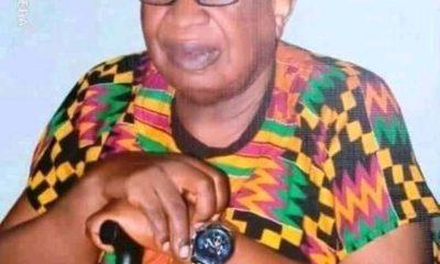 JUST IN: PDP Chieftain, Linus Okom Is Dead