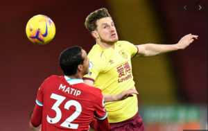 Liverpool vs Burnley 300x189 - Breaking: Burnley Trashes Liverpool Home Unbeaten Record With 0-1 Win