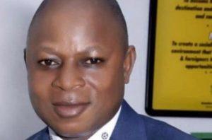 Madubuko 300x198 - Anambra Commissioner Resigns, Gives Reasons