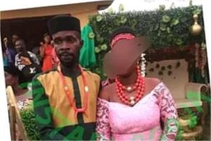 Man dies 300x200 - Man Dies Hours After His Traditional Wedding