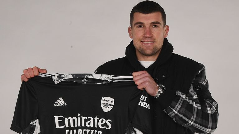 Transfer: Arsenal Sign Brighton Goalkeeper Mat Ryan