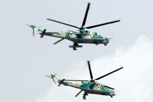 NAF jet 300x200 - Many Killed As NAF Clash With Bandits In Kaduna