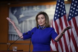 Nancy Pelosi 300x200 - 80-Year-Old Nancy Pelosi Re-elected As US House Speaker