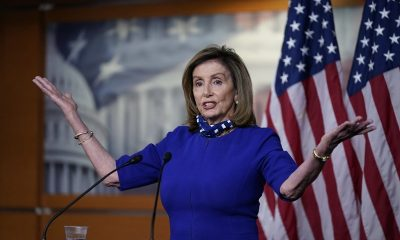 Pelosi Asks VP Mike Pence To Remove Trump After Capitol Hill Attack
