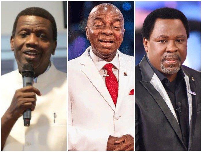 Apostle Okikijesu Releases Shocking Prophecies About Oyedepo, Adeboye, T.B Joshua, Olukoya, Others