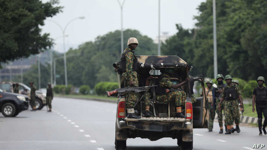 Nigerian Army Storm Imo State, Begins Show Of Force