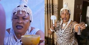 Nollywood actress Orisabunmi 300x153 - Orisabunmi's Sister Dies, Days After Brother's Death